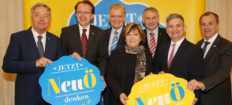 """Rosenmaier/Schnabl: """"Demokratieschub für NÖ!"""""""