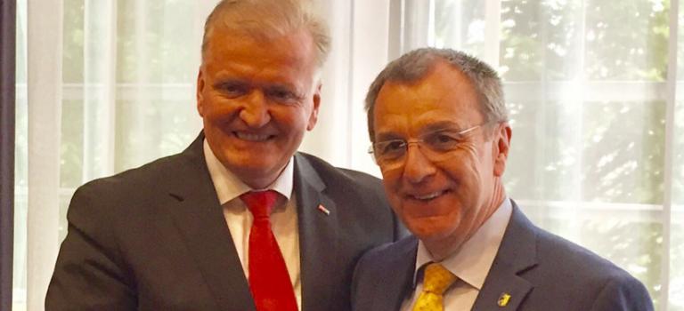 SPÖ NÖ präsentiert Franz Schnabl als Spitzenkandidaten für die Landtagswahl