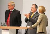 NÖ GVV-Präsident Dworak beim Dialog über Masterplan für den ländlichen Raum