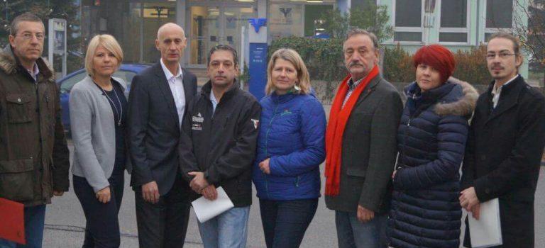 Neuwahl des Gemeinderats in Enzesfeld-Lindabrunn