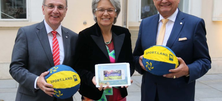 NÖ-Challenge – SPORT.LAND.Niederösterreich sucht die aktivste Gemeinde!