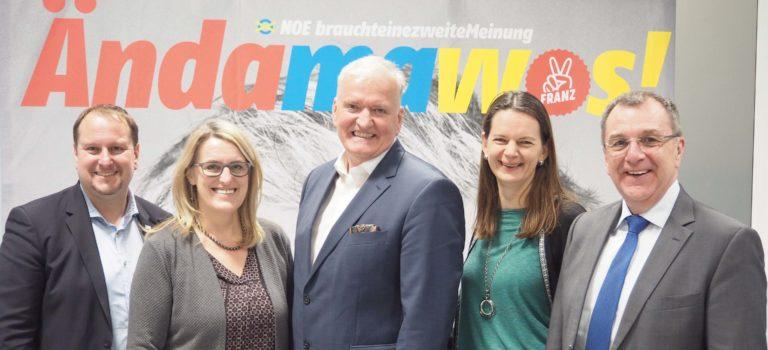 NÖ GVV und SPÖ starten #nachvorn-Tour in Niederösterreich