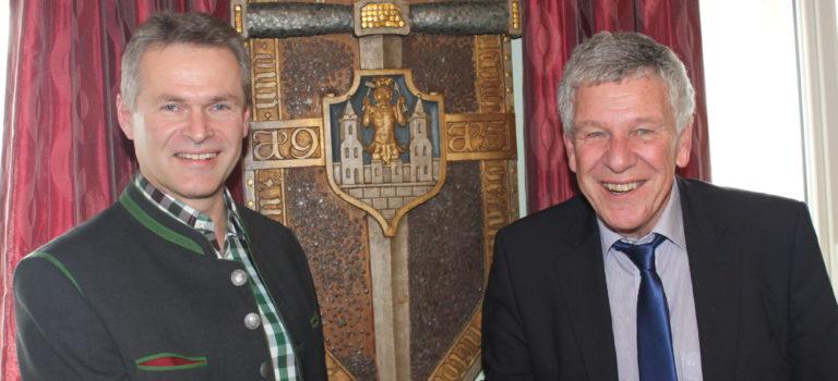 Harald Gnadenberger neuer Bürgermeister in Gresten