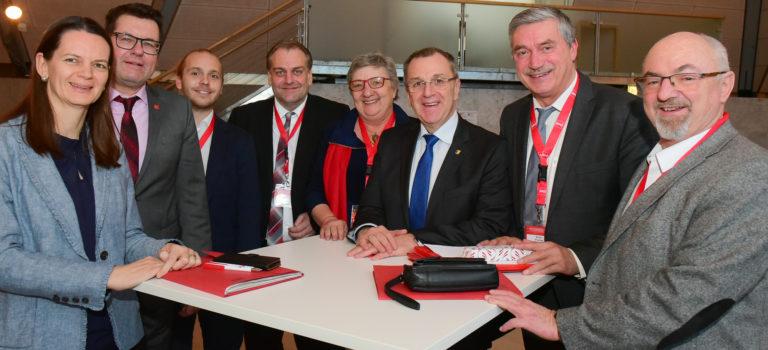 Gemeinden im Mittelpunkt: Kommunalpolitische Konferenz der SPÖ