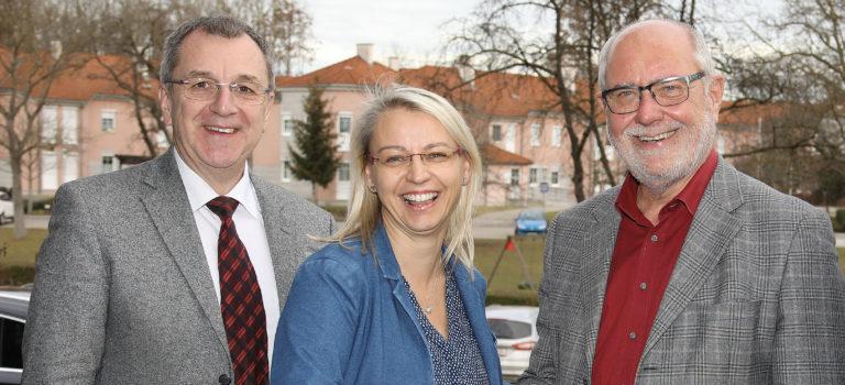 Zwentendorf hat jetzt eine Bürgermeisterin