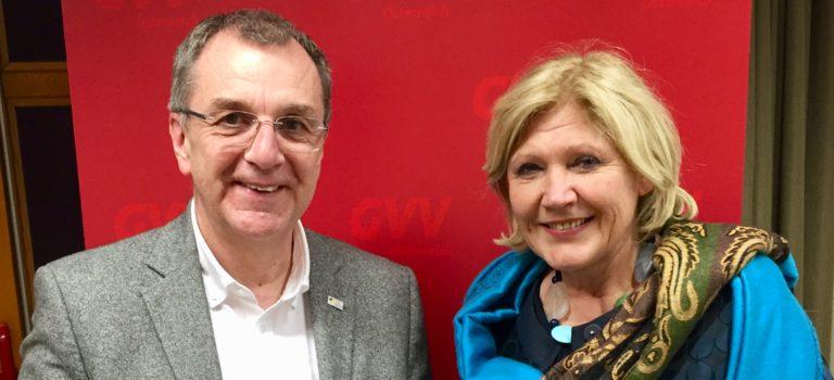 NÖ GVV-Präsident Dworak ist neuer Vorsitzender des GVV Österreich