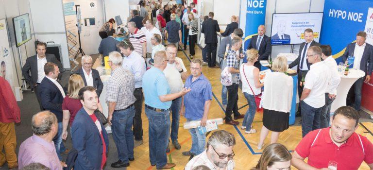 Mehr als 1.000 BesucherInnen bei der Kommunalen Informationsmesse des NÖ GVV