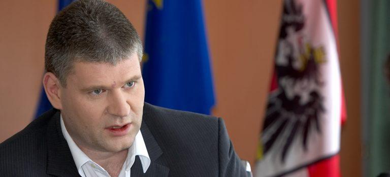 Sepp Leitner zum Bürgermeister von Wieselburg gewählt