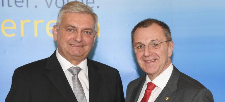Riedl/Dworak: Steuerreform ist finanzielle Herausforderung für die Gemeinden