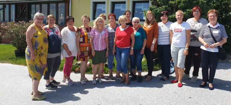 Brgermeisterinnen Treffen: Das Apfeldorf Puch bei Weiz ist in