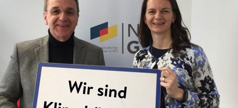 """""""SPÖ-Gemeinden betreiben Klimaschutz!"""""""