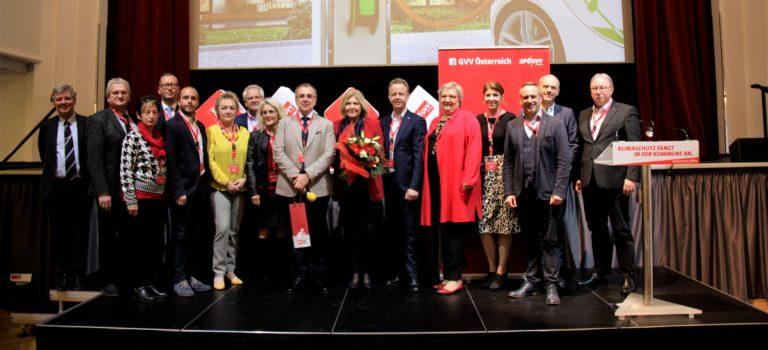 GVV Österreich-Bundeskonferenz: Mathiaschitz und Dworak zur Doppelspitze gewählt